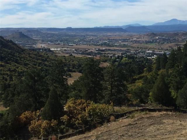7436 Sapphire Point Boulevard, Castle Rock, CO 80108 (MLS #4934175) :: 8z Real Estate
