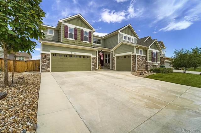 3557 E 142nd Drive, Thornton, CO 80602 (#4934387) :: Bring Home Denver with Keller Williams Downtown Realty LLC