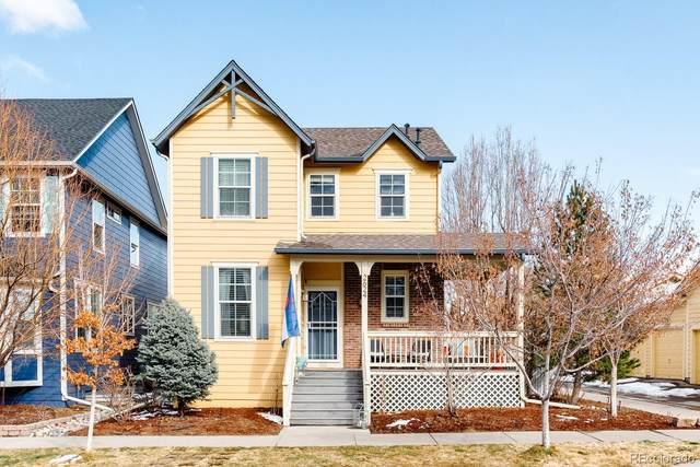 2624 Galena Street, Denver, CO 80238 (#4934565) :: The Griffith Home Team
