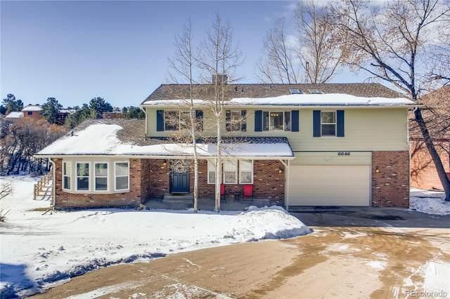 8646 Thunderbird Road, Parker, CO 80134 (MLS #4934813) :: 8z Real Estate