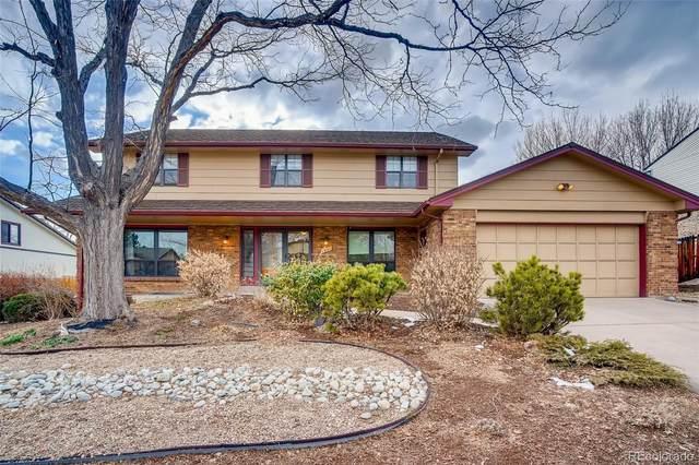 7581 S Reed Court, Littleton, CO 80128 (MLS #4935064) :: Wheelhouse Realty