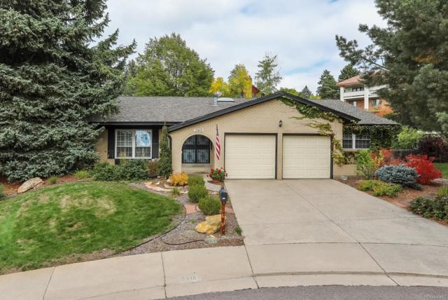 2419 S Ammons Street, Lakewood, CO 80227 (#4935241) :: The Peak Properties Group