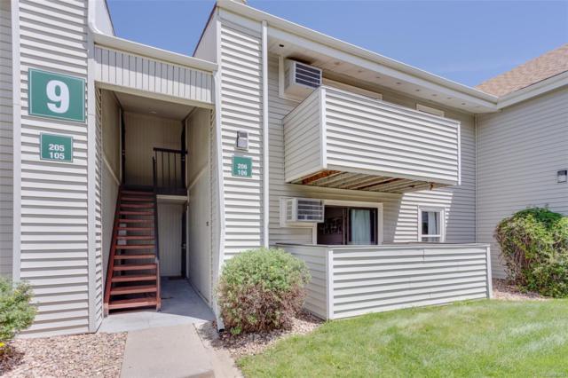 10150 E Virginia Avenue 9-106, Denver, CO 80247 (#4935270) :: The Galo Garrido Group