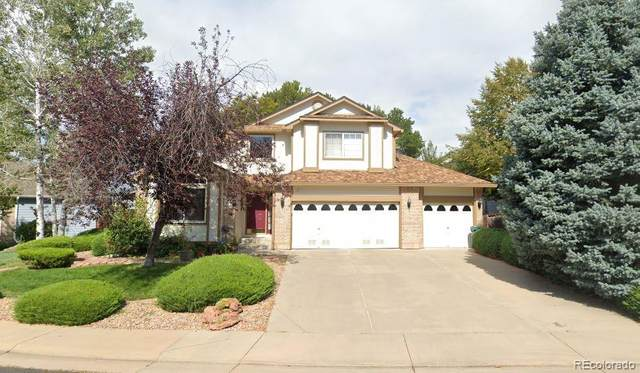 827 W Mahogany Circle, Louisville, CO 80027 (#4935383) :: The Healey Group
