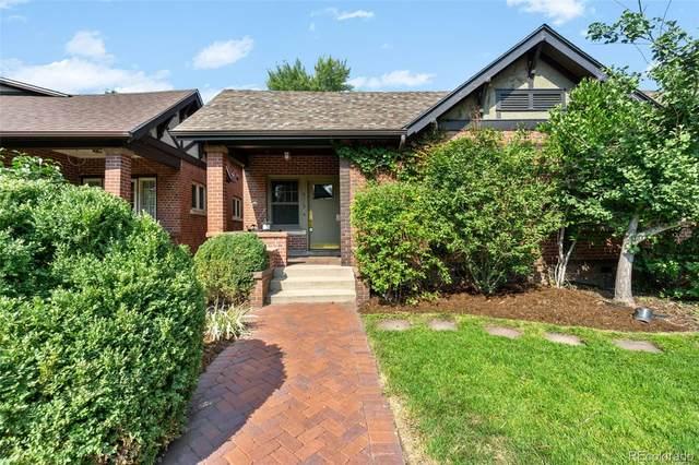 475 Washington Street, Denver, CO 80203 (#4935867) :: The Artisan Group at Keller Williams Premier Realty