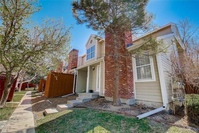 12192 Bannock Circle H, Westminster, CO 80234 (#4936770) :: The Healey Group