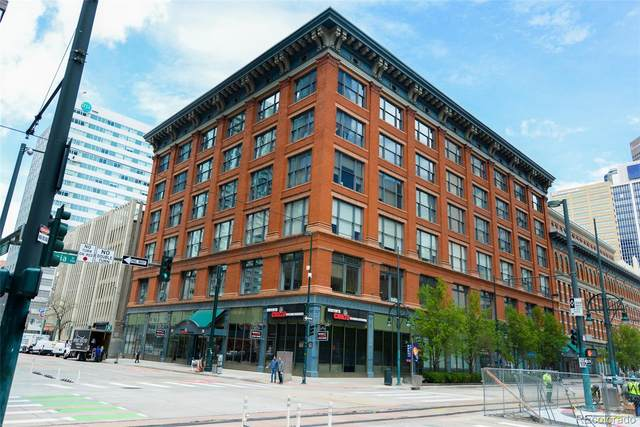 1555 California Street #609, Denver, CO 80202 (#4937183) :: The Gilbert Group