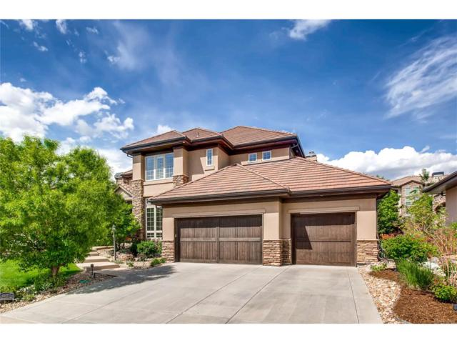 9600 S Shadow Hill Circle, Lone Tree, CO 80124 (MLS #4937335) :: 8z Real Estate