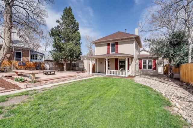 4412 Wyandot Street, Denver, CO 80211 (#4937347) :: milehimodern