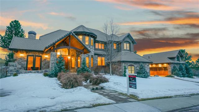 9080 Scenic Pine Drive, Parker, CO 80134 (#4937516) :: Bring Home Denver