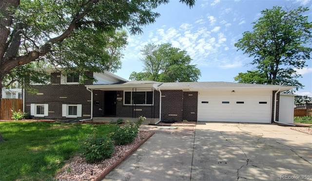 1209 S Brentwood Street, Lakewood, CO 80232 (#4937695) :: The Gilbert Group