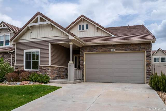 3551 Kirkwood Lane, Johnstown, CO 80534 (MLS #4937958) :: Keller Williams Realty