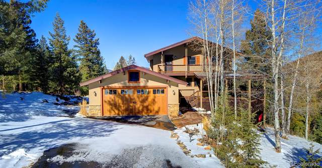 6351 Kilimanjaro Drive, Evergreen, CO 80439 (#4938043) :: The DeGrood Team