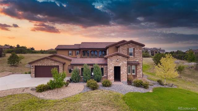 4999 Caballo Place, Parker, CO 80134 (#4938401) :: HomeSmart Realty Group