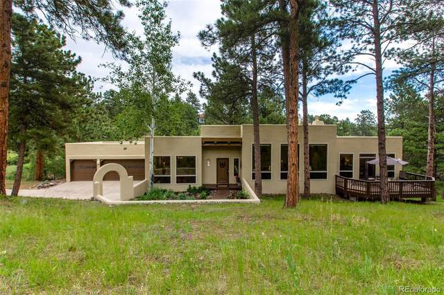 902 Sleepy Hollow Road, Golden, CO 80401 (MLS #4938628) :: 8z Real Estate