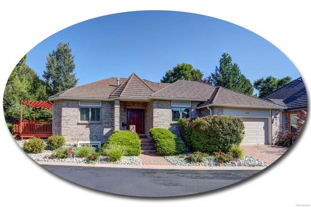 4261 E Orchard Place, Centennial, CO 80121 (#4938714) :: The Heyl Group at Keller Williams
