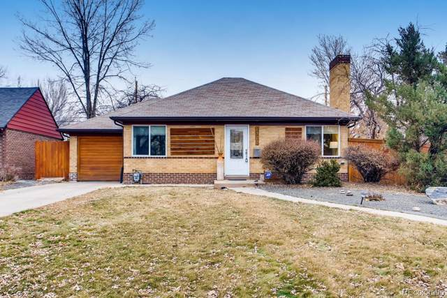 1300 Magnolia Street, Denver, CO 80220 (MLS #4938814) :: 8z Real Estate