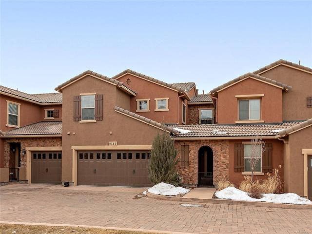 9181 Viaggio Way, Highlands Ranch, CO 80126 (#4938914) :: The Dixon Group