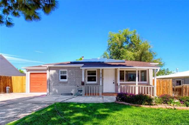 3181 W Colorado Avenue, Denver, CO 80219 (MLS #4939229) :: 8z Real Estate