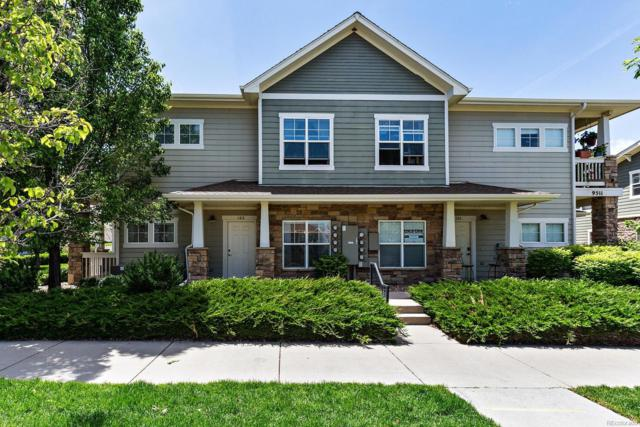 9511 Pearl Circle #102, Parker, CO 80134 (#4939411) :: The HomeSmiths Team - Keller Williams