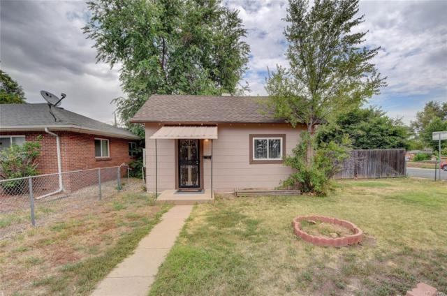 1604 Verbena Street, Denver, CO 80220 (#4939426) :: The Heyl Group at Keller Williams