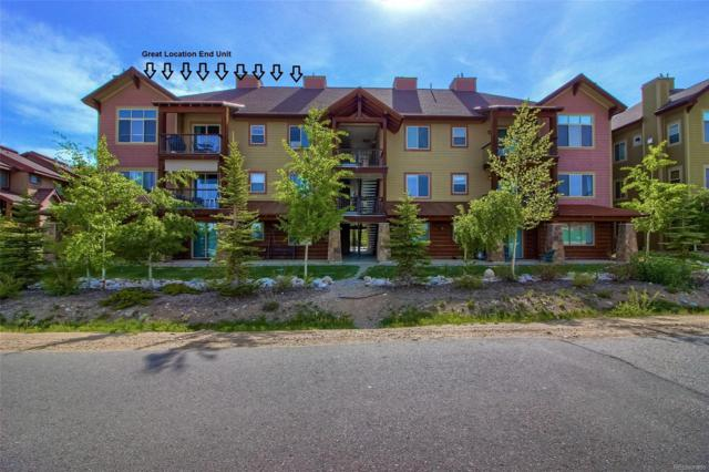 701 Trail Head Circle #734, Winter Park, CO 80482 (#4940032) :: Wisdom Real Estate