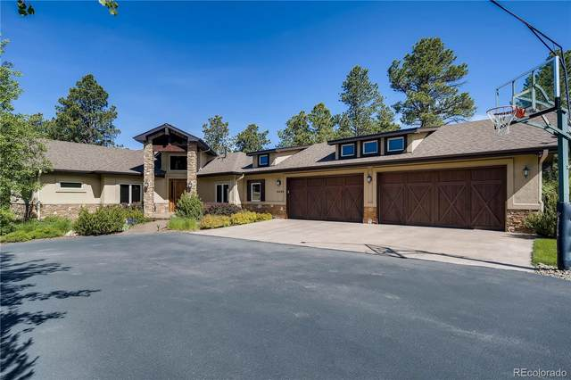 4420 Foxchase Way, Colorado Springs, CO 80908 (MLS #4940238) :: 8z Real Estate