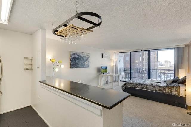 1020 15th Street 8M, Denver, CO 80202 (#4940576) :: The Peak Properties Group