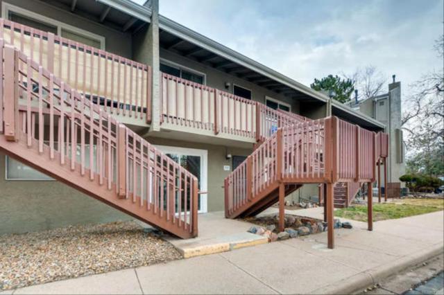 5300 E Cherry Creek South Drive #918, Denver, CO 80246 (MLS #4940689) :: 8z Real Estate