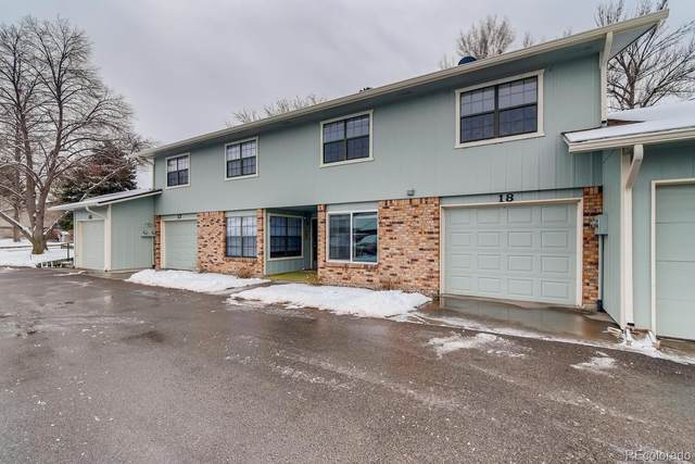 3405 W 16th Street #18, Greeley, CO 80634 (#4940914) :: iHomes Colorado