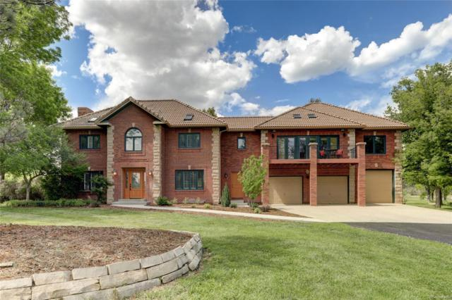 4937 Valkyrie Drive, Boulder, CO 80301 (#4941339) :: The Healey Group