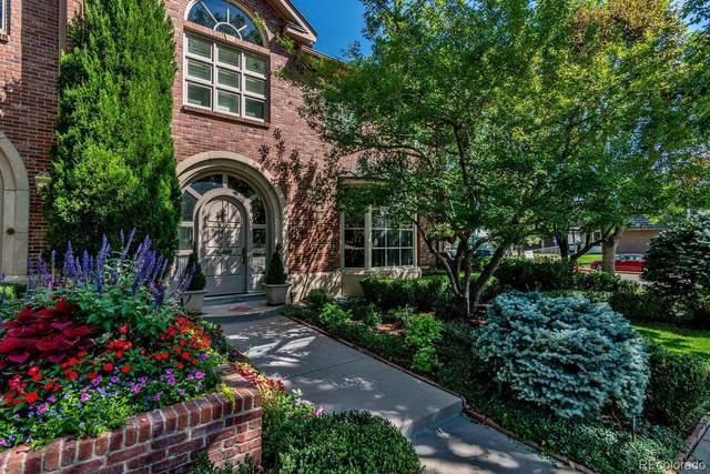 400 Columbine Street, Denver, CO 80206 (#4941622) :: Real Estate Professionals