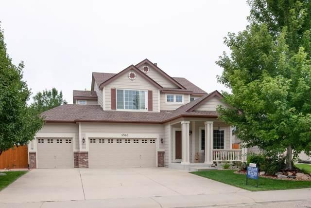 5905 Scenic Avenue, Firestone, CO 80504 (MLS #4941697) :: 8z Real Estate