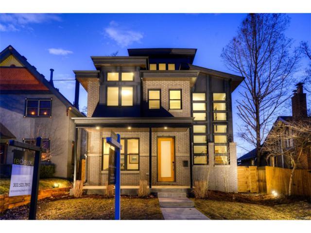 673 S Race Street, Denver, CO 80209 (#4941804) :: Wisdom Real Estate