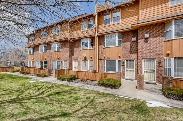3300 W Florida Avenue #110, Denver, CO 80219 (#4942461) :: Berkshire Hathaway HomeServices Innovative Real Estate