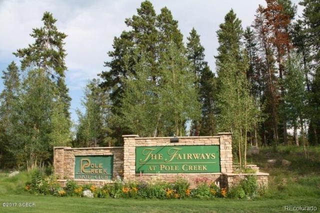 1673 County Road 519, Tabernash, CO 80478 (#4942654) :: Compass Colorado Realty