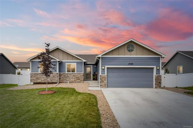 3744 Mount Flora Street, Wellington, CO 80549 (#4942683) :: The Pete Cook Home Group