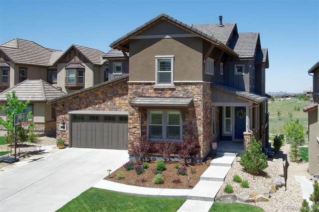 10763 Timberdash Avenue, Highlands Ranch, CO 80126 (#4943377) :: The Gilbert Group