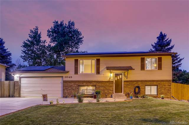 3049 S Evanston Way, Aurora, CO 80014 (MLS #4943497) :: Neuhaus Real Estate, Inc.
