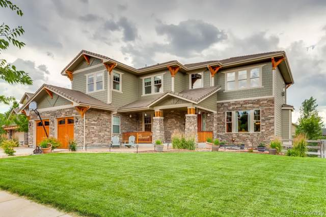 12085 S Majestic Pine Way, Parker, CO 80134 (#4943907) :: The HomeSmiths Team - Keller Williams
