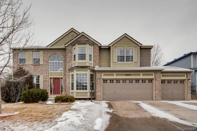 19629 E Powers Place, Aurora, CO 80015 (#4944052) :: The Brokerage Group