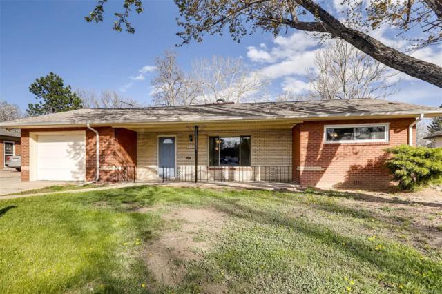 5774 S Huron Street, Littleton, CO 80120 (#4944288) :: Venterra Real Estate LLC