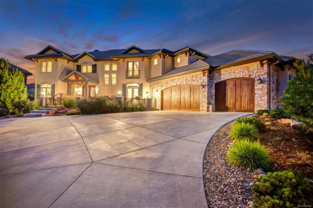 10128 S Shadow Hill Drive, Lone Tree, CO 80124 (#4944911) :: The Peak Properties Group