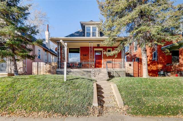 347 S Ogden Street, Denver, CO 80209 (MLS #4945175) :: The Sam Biller Home Team