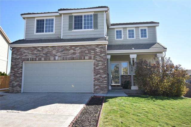 18656 E Vassar Drive, Aurora, CO 80013 (#4945193) :: The Peak Properties Group