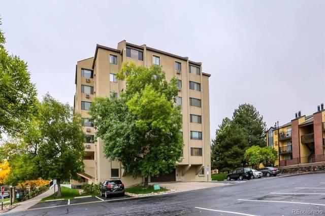 7420 E Quincy Avenue #401, Denver, CO 80237 (#4945250) :: Arnie Stein Team | RE/MAX Masters Millennium
