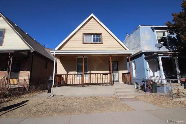 1911 Bruce Randolph Avenue, Denver, CO 80205 (#4945331) :: The DeGrood Team
