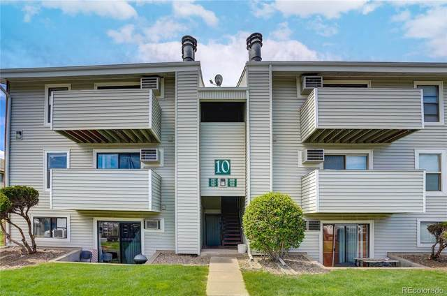 10150 E Virginia Avenue 10-207, Denver, CO 80247 (#4945406) :: The HomeSmiths Team - Keller Williams