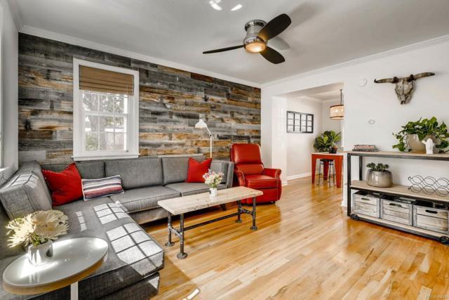 1258 Krameria Street, Denver, CO 80220 (#4945591) :: Wisdom Real Estate