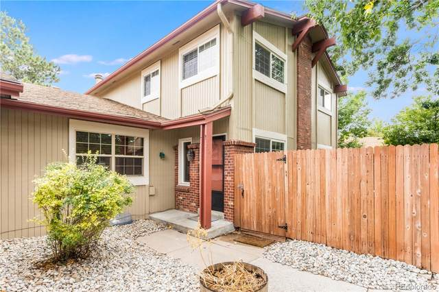 7468 W Roxbury Place, Littleton, CO 80128 (MLS #4946061) :: 8z Real Estate